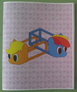 Image of Pony Zine