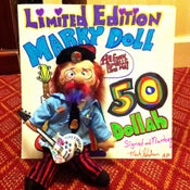 "Image of LIMITED EDITION ""MARKY"" DOLL!"