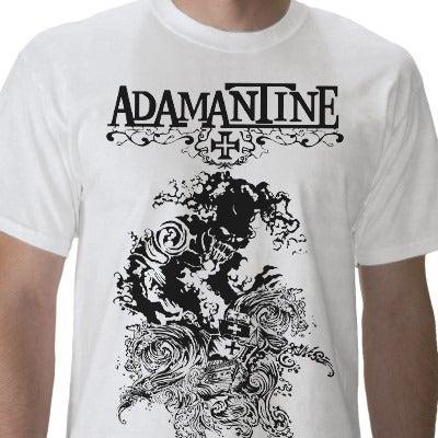 "Image of ""Thrash And Devastate"" T-Shirt White"