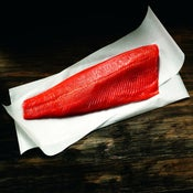 Image of Base Order:: fresh -- Wild AK Copper River Sockeye Salmon - Whole Side Fillet - sold in pairs