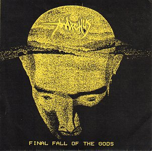 "Image of ANARCHUS - Final Fall Of The Gods 7"" Ep"