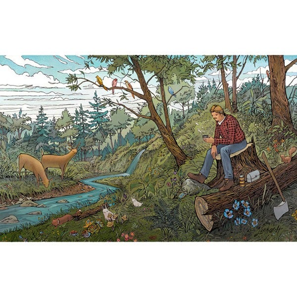 Image of The Logger