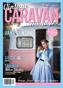 Image of Issue 7 Vintage Caravan Magazine