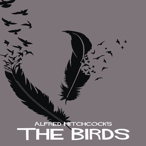 Image of Alfred Hitchcock's The Birds by Adam Armstrong