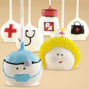 Image of 6 Get Well Soon Cake Pops