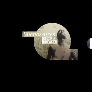 Image of Record Breaker Limited Edition Single