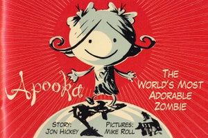 Image of Apooka The World's Most Adorable Zombie