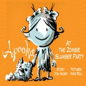 Image of Apooka at the Zombie Slumber Party