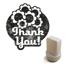 "Image of ""Thank You"" - Stamp"
