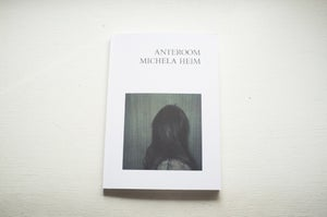 Image of ANTEROOM limited edition photo book by Michela Heim