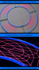 Image of MEDIUM UV reactive DreamWeaver (FREE SHIPPING)