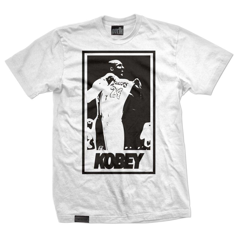 Image of KOBEY (WHITE/BLACK)