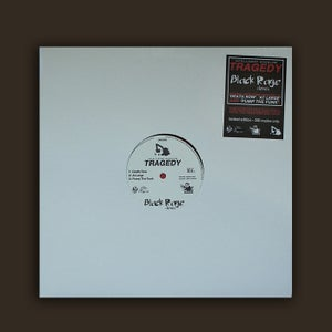 Image of DWG009 - Tragedy 'Black Rage Demos' EP