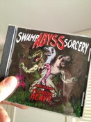 Image of SWAMP ABYSS SORCERY COMPILATION CD