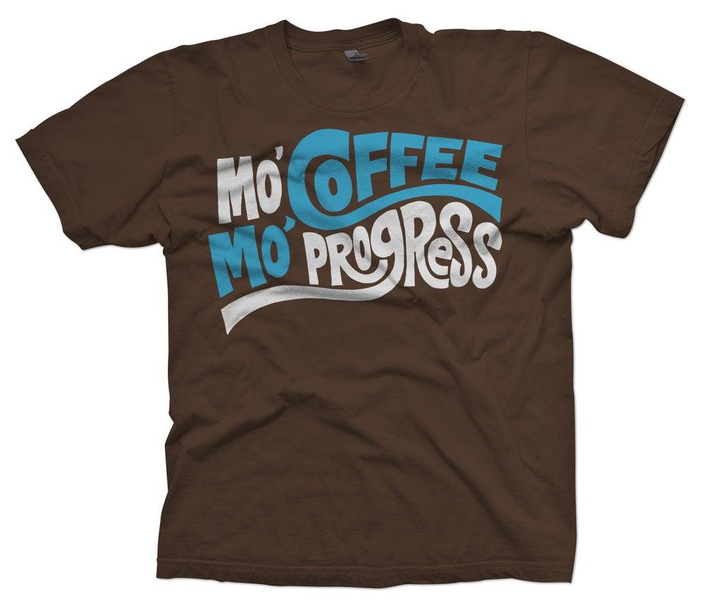 Image of Mo' Coffee Mo' Progress 2