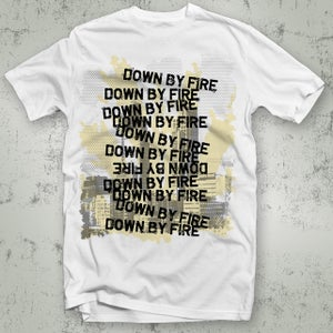 Image of Down By Fire - Buildings T-Shirt