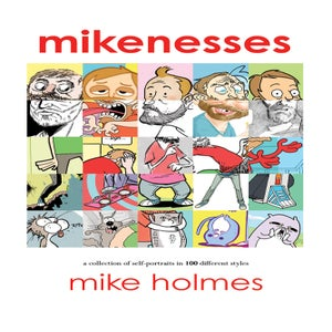 Image of Mikenesses: The Book! (DIGITAL VERSION LINK)