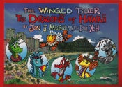 Image of The Winged Tiger and the Dragons of Hawai'i