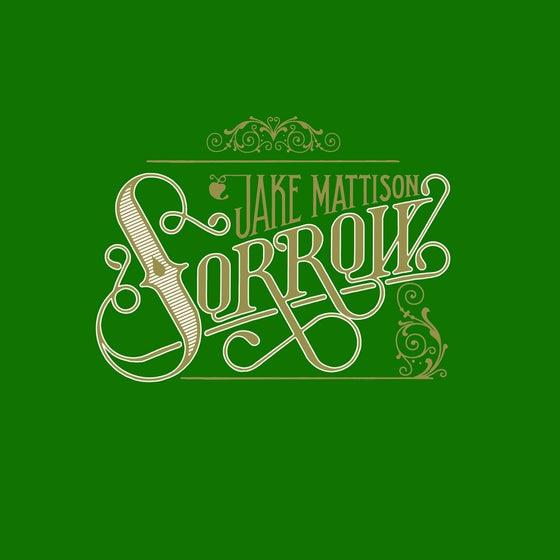 "Image of Jake Mattison - ""Sorrow"" 7"" vinyl (MP3 CODE INSIDE)"