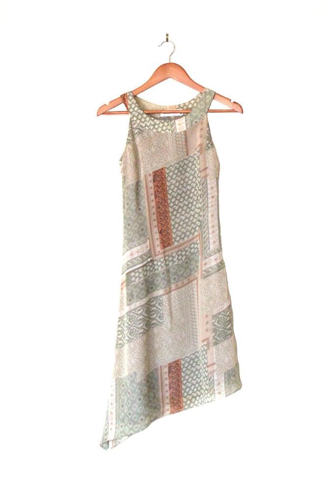 Image of Alisha Asymmetrical Dress