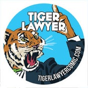 Image of Tiger Lawyer Stickers!