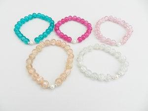 Image of Shimmering Summer Bracelets