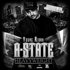 Image of Young Ridah - A-STATE HEAVYWEIGHT