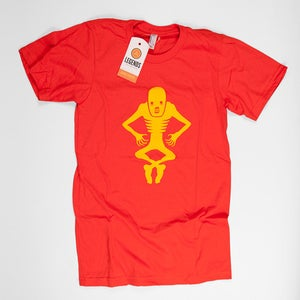 Image of Orange ReDeads T-Shirt