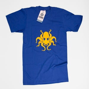 Image of Blue Octoroks T-Shirt
