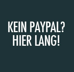 Image of kein Paypal? - kein Problem!