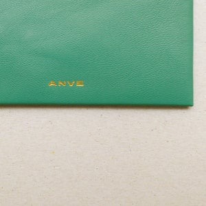 Image of ENVELOPE turquoise