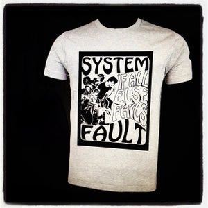 Image of System Fault Retro T-Shirt