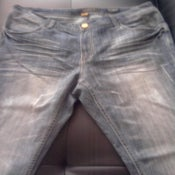 Image of  Skinny Rocawear Jeans Sz 18