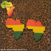 Image of Africa Earrings
