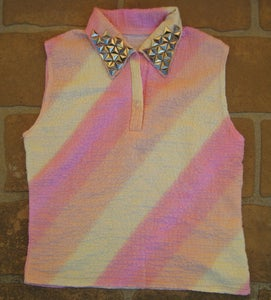 Image of Cropped pastel top