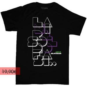 Image of NOTES DE MUSIQUE - Noir - Homme (T-shirt)