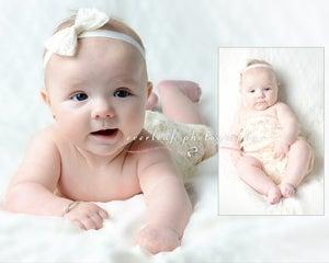 Image of Petti Romper { Newborn - 6 months }