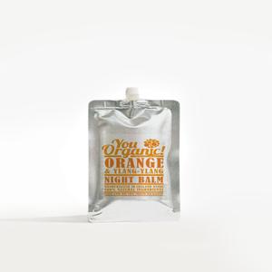 Image of YouOrganic Orange & Ylang Ylang Night Balm | Handmade In Ireland | 100% Natural Skincare