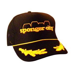 Image of Spongercity - Captain Cap