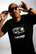 Image of Ecologic t-shirt (black), Hellsongs bully