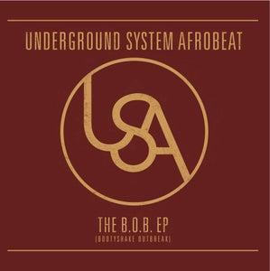 """Image of """"The B.O.B. EP"""" - CD"""