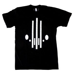 Image of Zerofriends Logo Black | By Alex Pardee | T Shirt