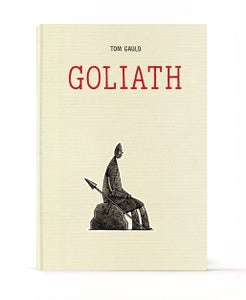 Image of Goliath written and illustrated by Tom Gauld