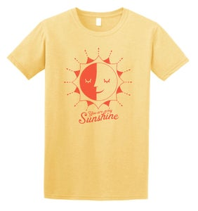 Image of You Are My Sunshine <p> T-Shirt <p> FREE UK P&P
