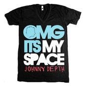 Image of OMG it's Myspace