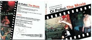 Image of Oi Polloi - The Movie (XL distro pack 5 copies)