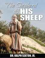 Image of The Shepherd and His Sheep