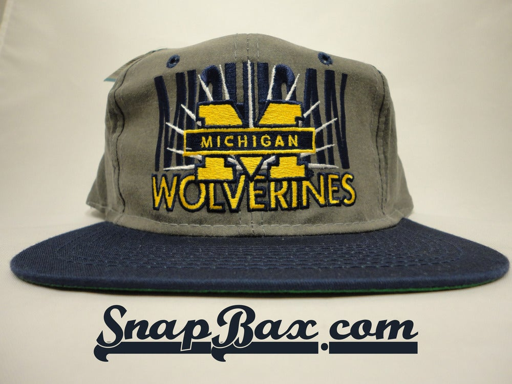 of university signature spikes nylon cap western michigan baseball state caps fitted hat