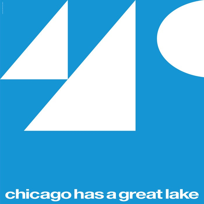 Image of chicago has a great lake