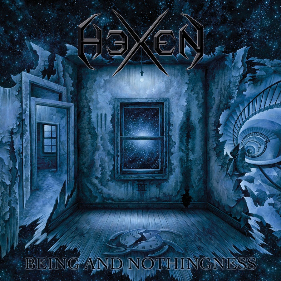 """Image of HEXEN """"Being And Nothingness"""" CD"""